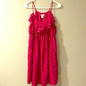 Maternity Motherhood ruffled dress